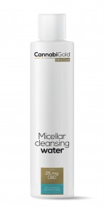 Micellar  Water CannabiGold Ultra Care